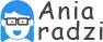 Ania radzi - logo